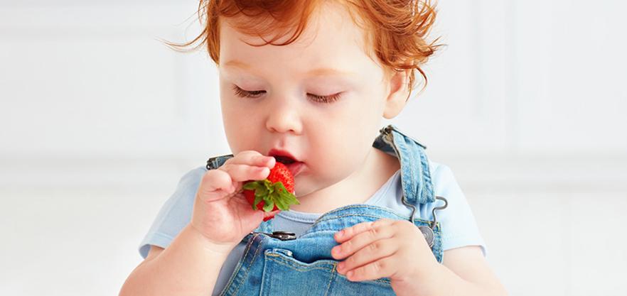 Czy wszystko musi mieć smak? Rozwój preferencji smakowych u dziecka